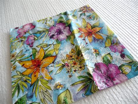 Decoupage Napkins - floral napkins decoupage napkins floral decoupage napkins