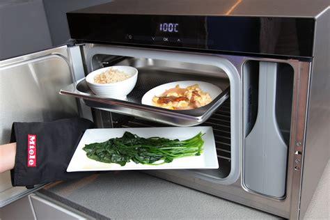 miele kitchen appliances reviews miele freestanding steam oven