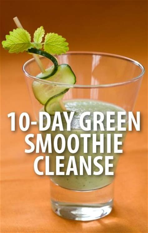 Best Green Smoothie Detox Book by 17 Best Ideas About Smoothie Cleanse On Green