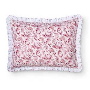 simply shabby chic 174 country paisley sham pink target