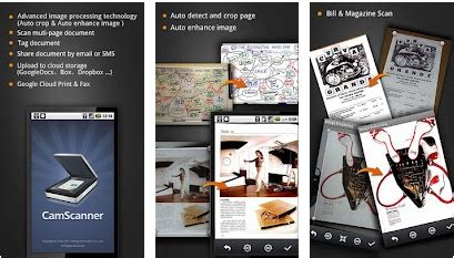 pdf writer for android camscanner free pdf creator android app