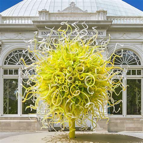 New York Botanical Garden Discount выставка дэйла чихули в ботаническом саду
