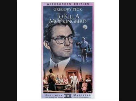 To Kill A Mockingbird Theme Song Youtube | to kill a mockingbird theme elmer bernstein youtube