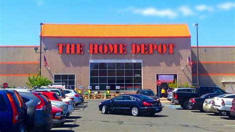 what is home depot s corporate office address reference