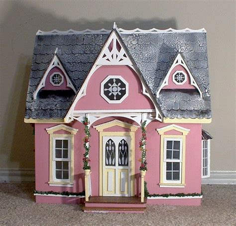 doll house blog the first snow of winter the dollhouse blog