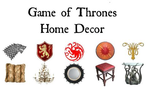 game of thrones decor nerdjoy a nerd girl lifestyle blog game of thrones