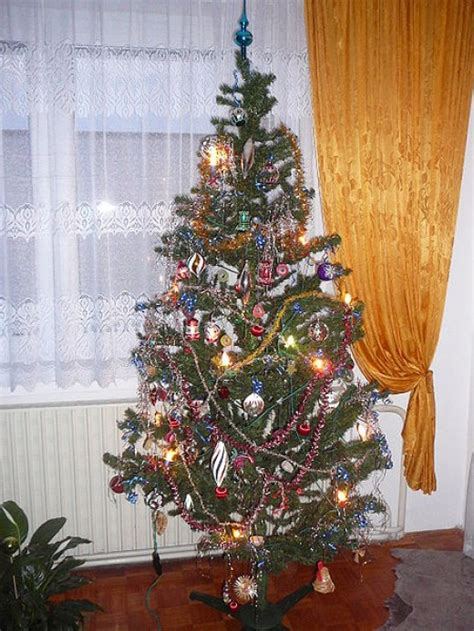christmas tree facts history