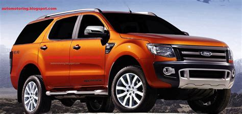 Ijektor New Ranger Everes Tdci Wlaa automotive craze scoop ford all new 2012 endeavour