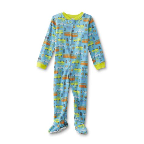 Sleeper Shopping Wonderkids Infant Toddler Boys Fleece Sleeper Pajamas