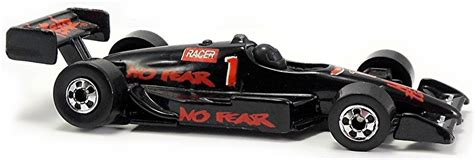 Hotwheels Wheels No Fear Racing Series Black Edition no fear race car 80mm 1994 2001 wheels newsletter