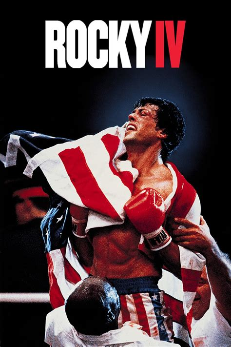 Plakat Rocky by Rocky Iv 1985 Posters The Movie Database Tmdb