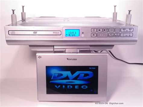 inspiring cabinet dvd player 3 kitchen radio