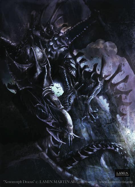 xenomorph queen aliens and predators alien queen by xenomorph dracus by elementsworkshop my alien