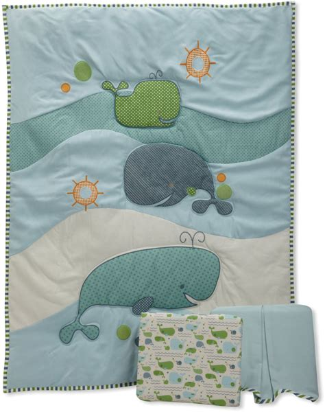whale baby bedding migi little whale crib bedding by bananafish baby