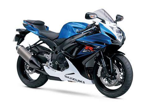 Suzuki Motorcycles Gsxr 600 2014 Suzuki Gsx R600 Motorcycle Review Top Speed
