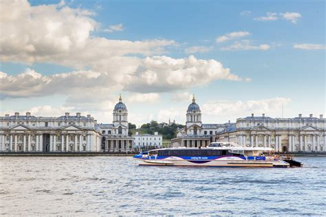 thames clipper engines visit greenwich