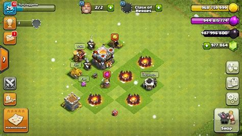 100 working clash of clans mod apk fast