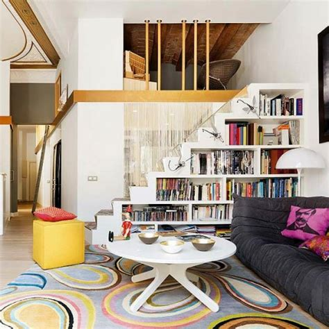 regal 3x3 stauraum ideen im wohnzimmer 30 pfiffige einrichtungen