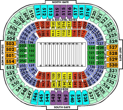 bank of america stadium seat map carolina panthers seating chart html autos post