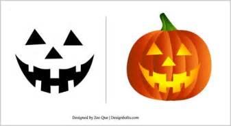 evil pumpkin template free scary pumpkin carving patterns 2012 10