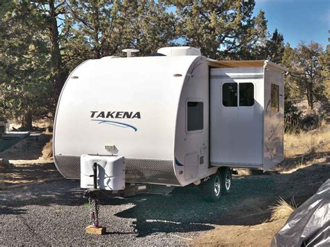 Or Trailer 2013 2013 Used Takena 1865ex Travel Trailer In Oregon Or
