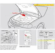 2003 Acura TL Fuse Box Location  Image Details