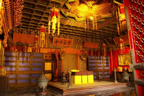 how many rooms are in the forbidden city panoramio photo of emperor s reception room forbidden city beijing china