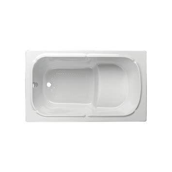 baignoire 120x70 baignoire sabot acrylique bari go by marcke 120x70 cm