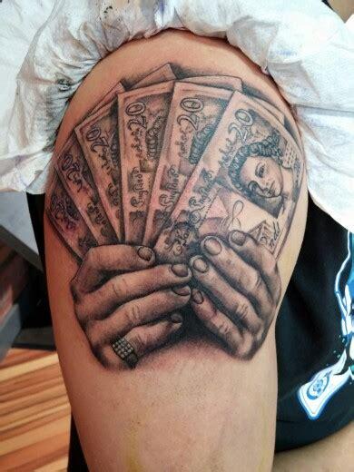 black diamond tattoo jasper alberta money money money black and grey tattoo rough diamond
