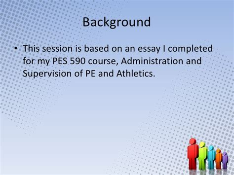 Essay Writing Based On Picture Perception by Perception S Of Leadership In The Sports Realm