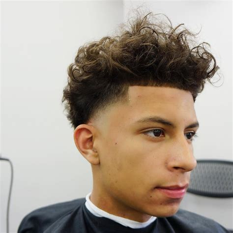 curly hairstyles  men  trends mens