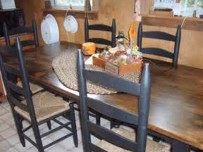 Amish Made Kitchen Tables Farmhouse Prims Amish Made Kitchen Table And Chairs