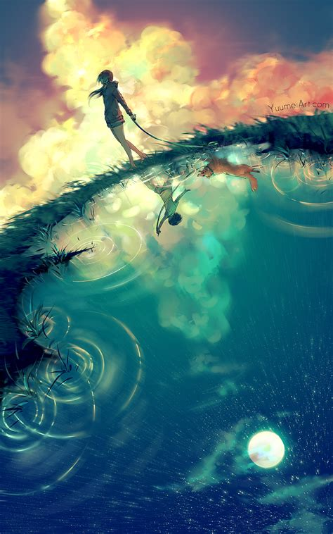 beautiful art pictures yuumei s deviantart gallery