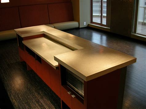 Countertop Desk Ideas by Starting A Concrete Business Concreteideas