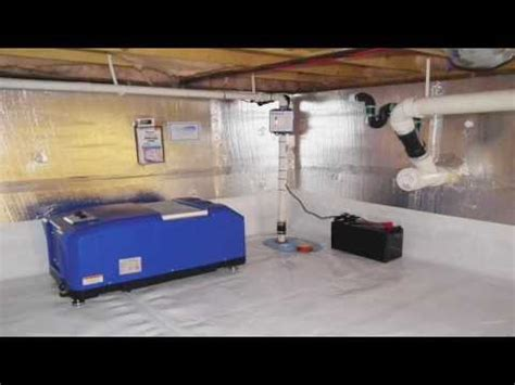 island basement systems crawl space repair