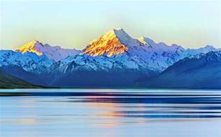 aoraki mount cook new zealand 5k wallpapers hd wallpapers