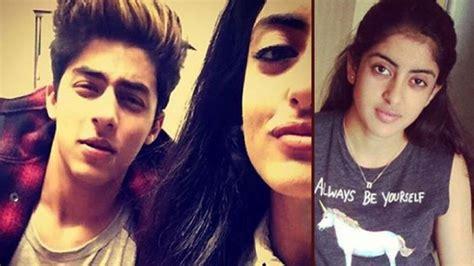 Navya Naveli And Aryan SRK Son Dating Relation Boyfriend ...