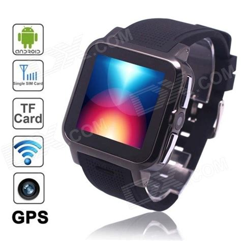 Onix Z15 Smartwatch Android Black smart watches phone aoke z15 android 4 0 cheap info