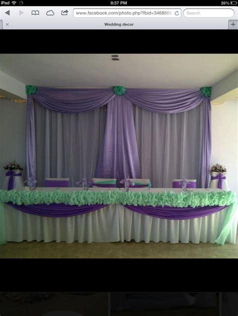 wedding table backdrop weddings