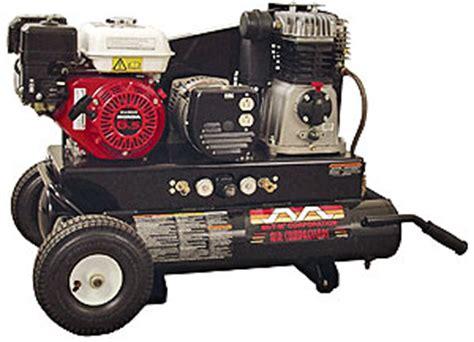 mi t m manufacturing two air compressor generators paintpro