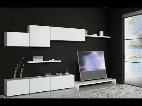 mobile con mensole arredo per soggiorno con mensole e mobili contenitori