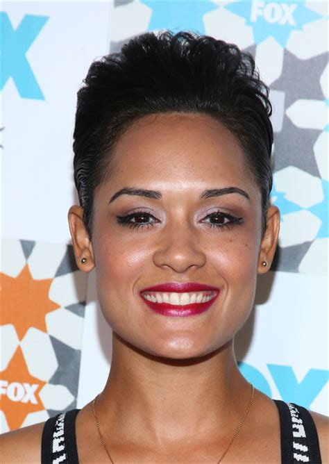 anikas hair looks from empire caymanian grace gealey plays anika gibbons on fox new