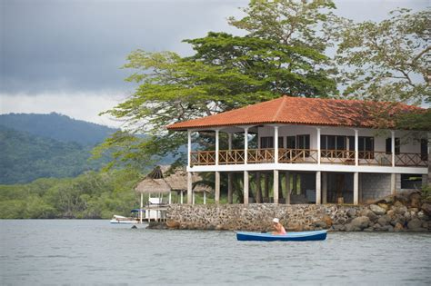 rent in usa private islands for rent isla porcada panama central