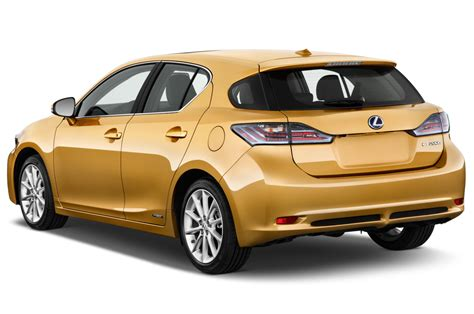 2012 Lexus Ct 200h Review by 2012 Lexus Ct 200h Reviews And Rating Motortrend