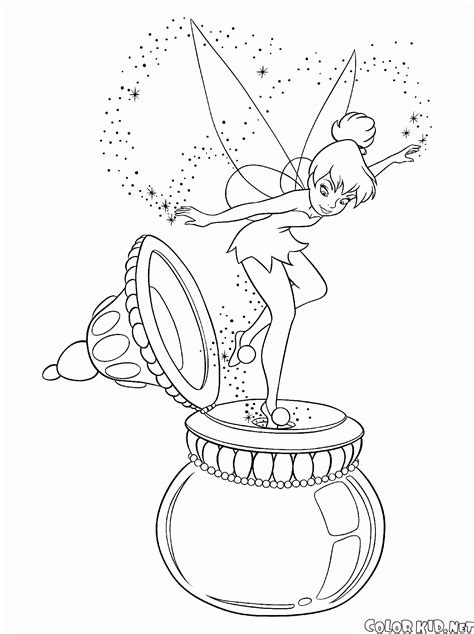 fairy ballerina coloring pages coloring page fairy ballerina