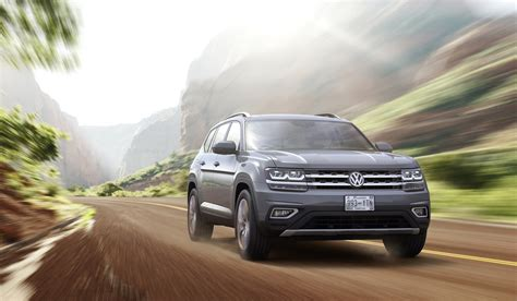 volkswagen atlas 7 vw s new atlas 7 seat crossover was designed for mericans