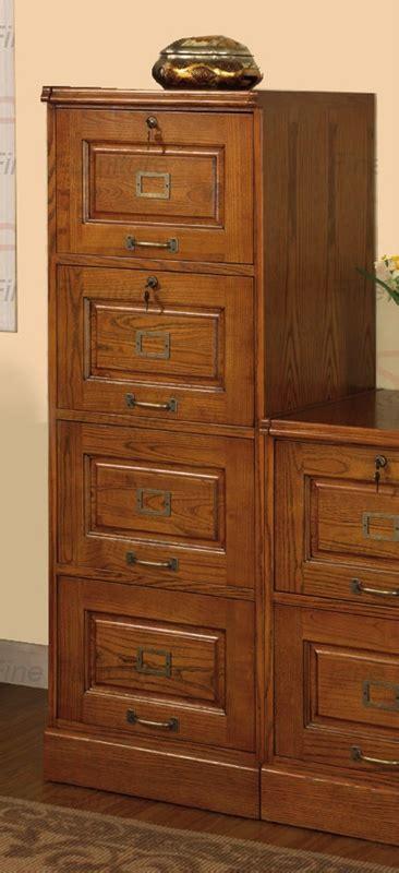 drawer file cabinet  oak finish  coaster