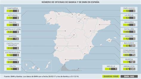 oficinas bankia en granada bankia absorbe banco mare nostrum por 825 millones de