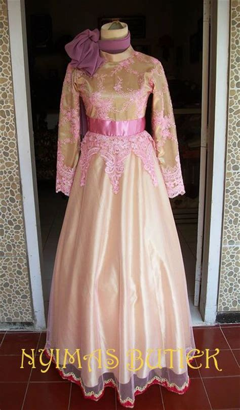 Kalung Fashion Wedding Or Pesta New 7 37 best images about gamis pesta on wedding fashion and kebaya