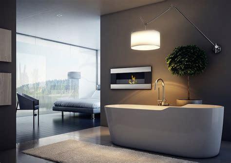 kamine im badezimmer ethanol kamin im badezimmer entspannung pur